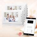 FREE SHIPPING Brand 7 Video Intercom Entry Door Phone System 2 Monitor 1 HD Doorbell Camera