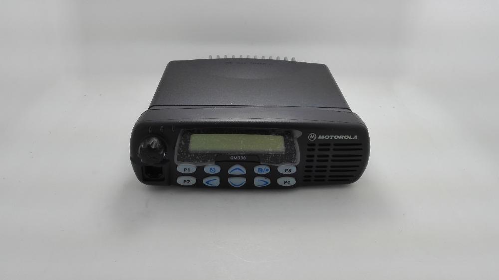 high quality original uhf vhf motorola car radio GM338(China (Mainland))