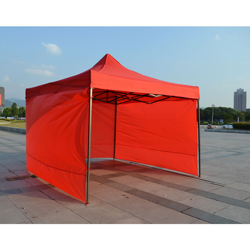 2*3M/2*6M Canopy Side Wall Carport Garage Enclosure Shelter Tent Party Sun Wall Sunshade Shelter Tarp Sidewall Sunshade
