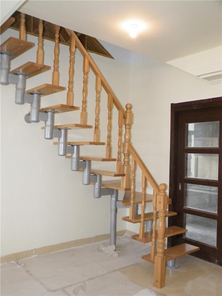 Bois et verre escaliers promotion achetez des bois et verre escaliers promoti - Petit escalier colimacon ...