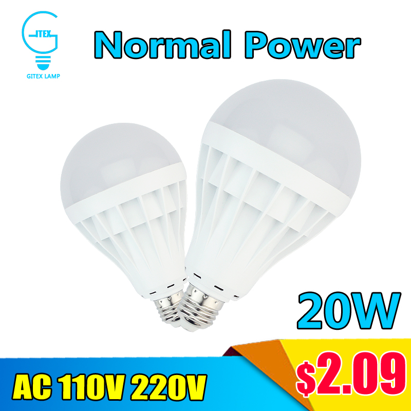 Super Bright LED Lamps E27 220V 240V 3W 5W 7W 9W 12W 15W 18W 25W LED Bulb 110V 127V SMD 2835 Lampada LED Bombillas Spotlight(China (Mainland))