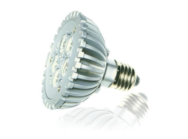 Dimmable led PAR30 Spotlight;with triac dimmer;E26/E27 Base;5*1W;Edision Chip;CCT:2800K,4500K,6500K;420lm