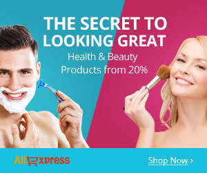 Beauty Products at AliExpress