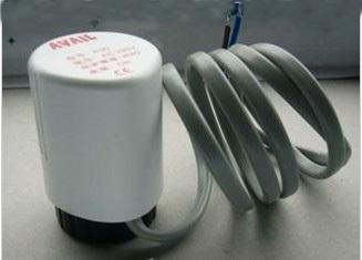 Solenoid valve electric heating actuator electric heating constant temperature control valve electric actuator