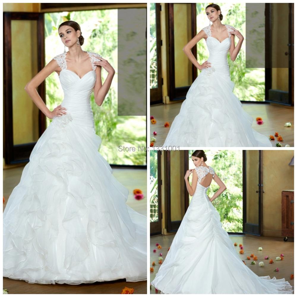 Buy imports pregnant wedding dress short sleeve simple for Shop simple wedding dresses