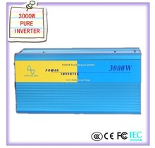 Homeuse air conditioner fridge inverter DC AC 3000W Inverter Pure Sine Wave Power CC CA - China Factory store