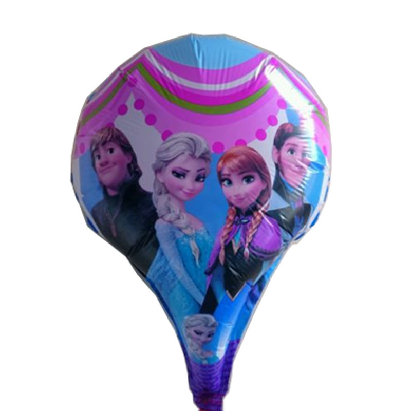 58x47cm party decoration princess Balloons inflatable helium foil birthday party supplies kids toys globos ballons balony(China (Mainland))