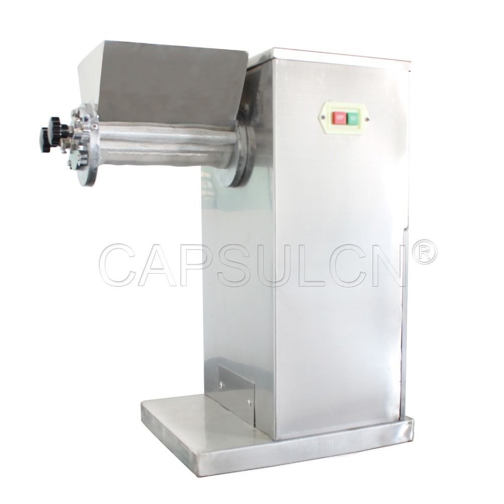 Vibrating Granulator, Miniature Swing Pharmacy Granulator ,Lab Rotary Granulator YK-60 (110V 60HZ)(Hong Kong)