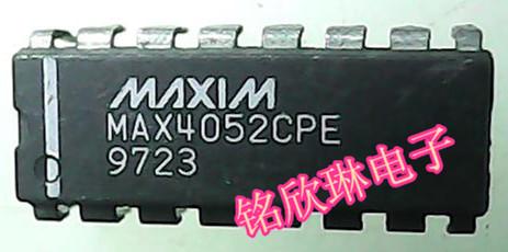 Цена MAX4052