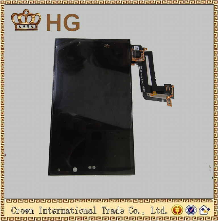HG For Blackberry Z10 digitizer lcd screen 4G(China (Mainland))
