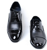 B Free Shipping 2015 Fashion Bussiness Leather Shoes Men Brands Pointed Toe Leather Shoes Male