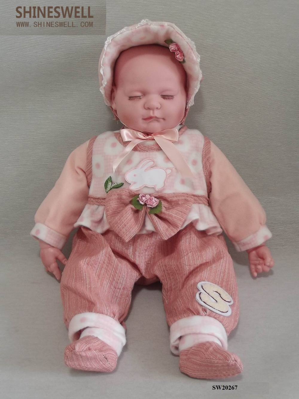 FREE SHIPPING dolls Reborn 51CM/20 INCH WITH MANUFACTUR PRICE HOT SALE AMERCIAN DOLL Ddung doll(China (Mainland))