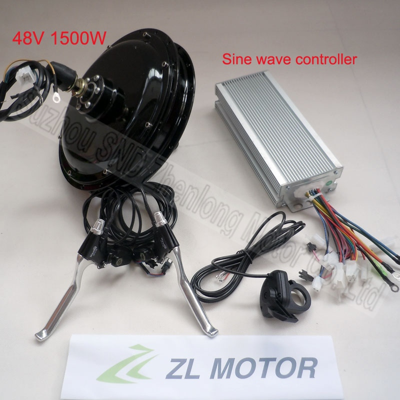 Electric Bike Motor Kit Price: Popular 1500w Hub Motor-Buy Cheap 1500w Hub Motor Lots