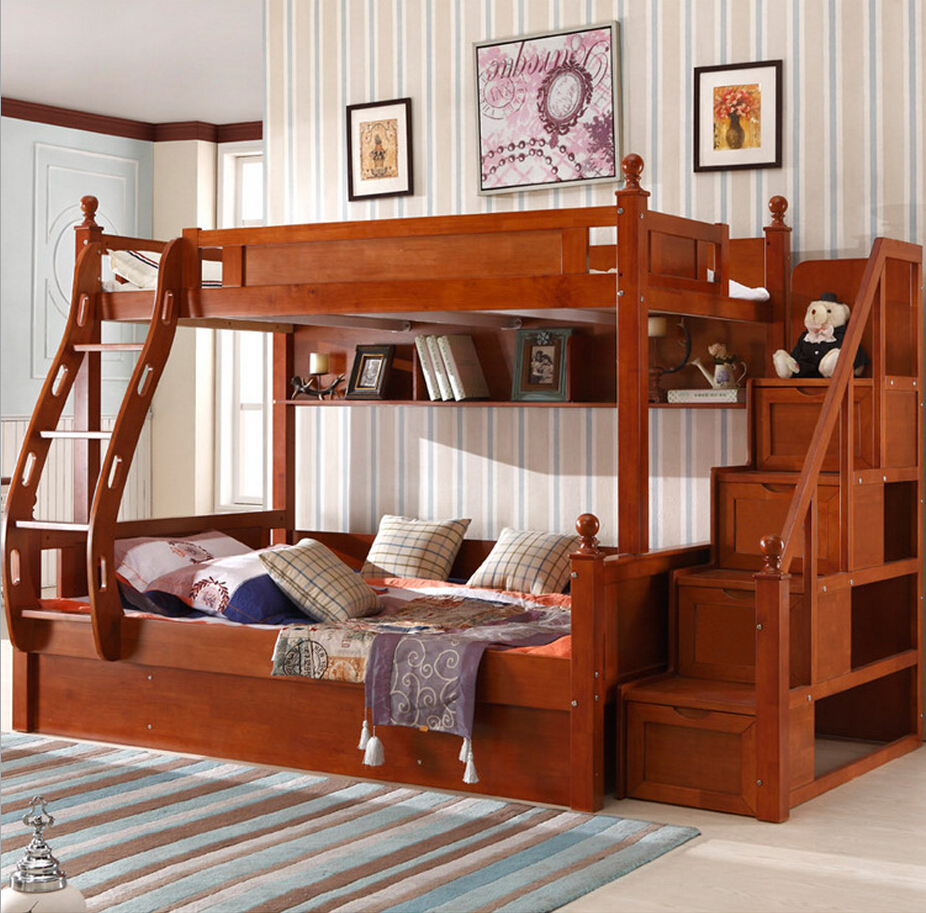 Online kopen Wholesale american furniture bunk beds uit China ...
