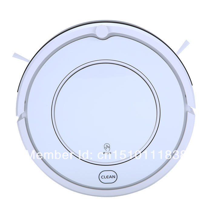 LCD Screen, UV Sterilize, Mopping, Self Charge, Virtual Wall KK8 Hottest Robot Vacuum Cleaner(China (Mainland))