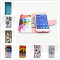 Luxury PU Leather Wallet Flip Back Phone Cover Case For Samsung Galaxy Core Prime G360 G360F