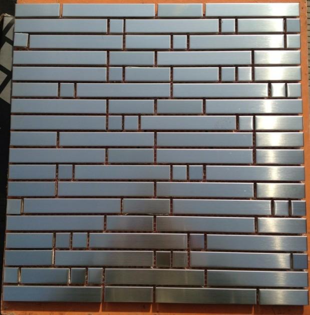 Env o gratis de metal de acero inoxidable de la cocina del - Precios azulejos cocina ...