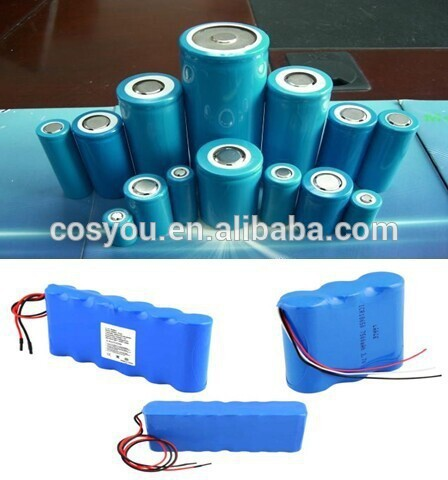 ul listed 7.4 volt lithium ion battery(China (Mainland))