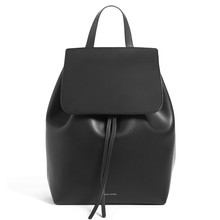 2015 Famous Brand Mansur Gavriel ,women real leather backpack,lady genuine leather backpack girl leather schoolbag free shipping