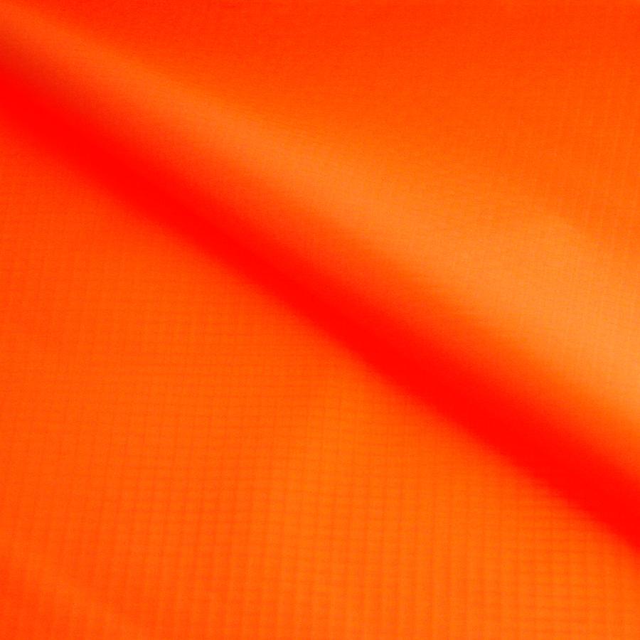 1.7 Yard Wide x 10 Yards Long Orange Coated Outdoor Kite Cloth/ Ripstop Material Waterproof Nylon Fabric(China (Mainland))
