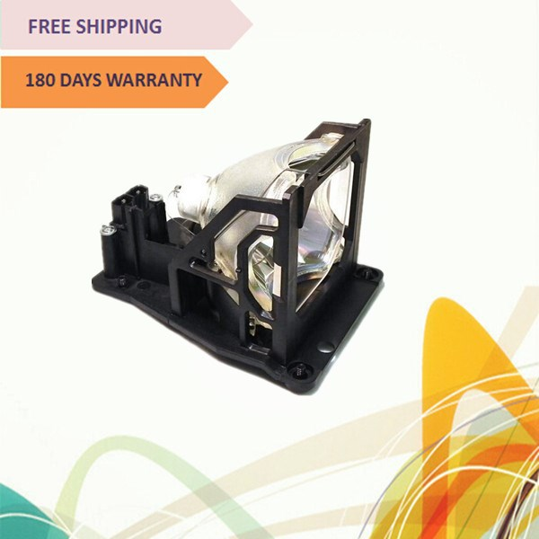 Фотография Compatible projector bulb /projector lamp with housing SP-LAMP-008  For LP790HB/DP8000HB    free shipping