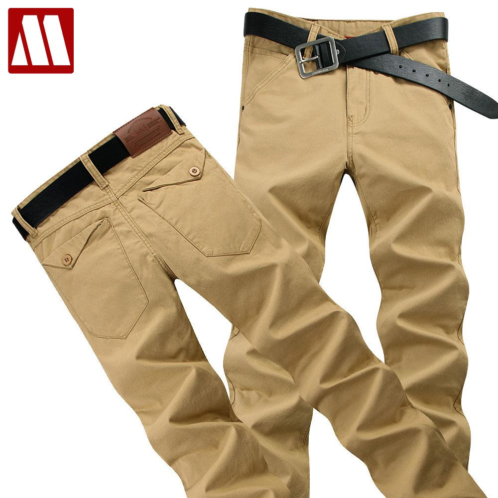 Twill Pants Business Casual
