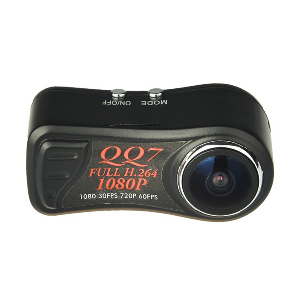 Smallest Camera FULL HD 1080P Mini DVR dv H.264 Mini Camcorder with 170 Wide Angle digital cameras QQ7(China (Mainland))