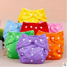 Hot Sale Baby Diaper Washable Reusable Nappies Training Pant Cloth Diaper Free Size Diapers For Children Newborn Diapers Merries