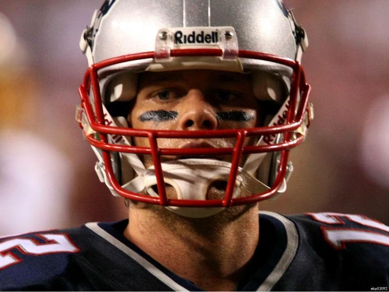 Art print poster:Tom Brady New England Patriots NFL Football Sport wbp03092(China (Mainland))