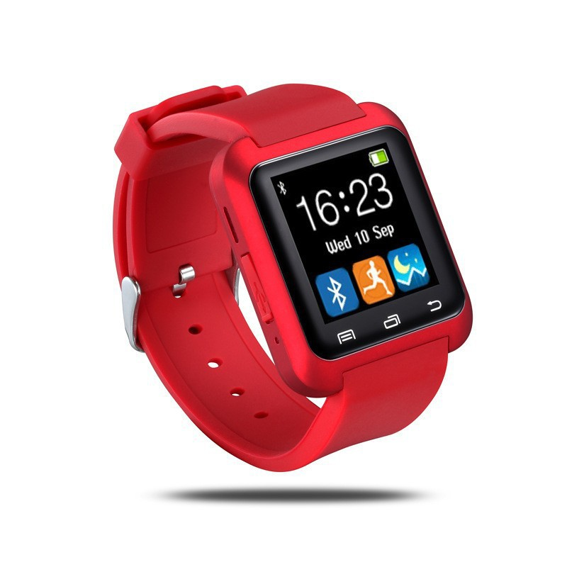 2015 Original U80 smart watch Touch Screen reloj inteligente with LED Anti Lost for Android IOS HTC Mobile Phone free shipping(China (Mainland))