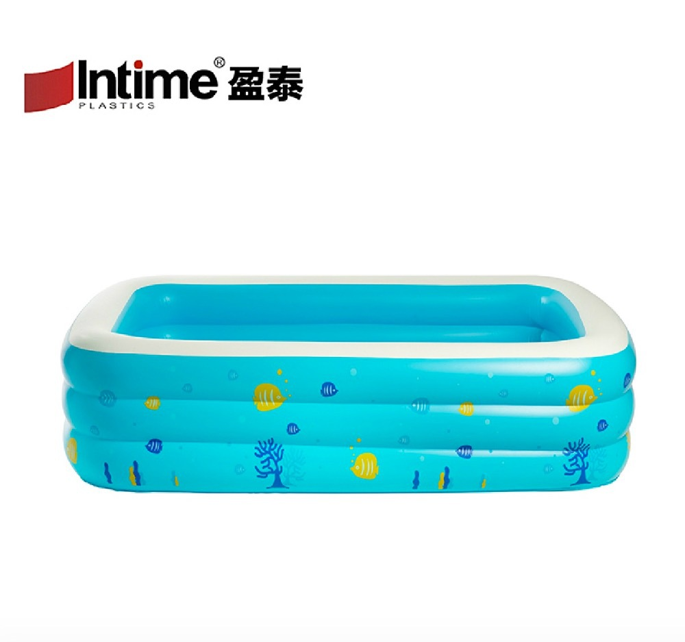 262*175*60cm,free shipping,with elec pump Child inflatable swimming pool super large pool thickening paddling pool adult bathtub(China (Mainland))