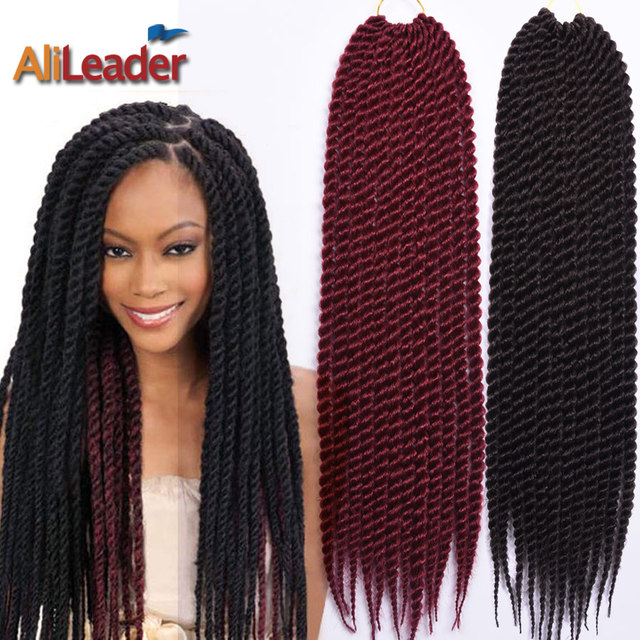 Crochet Hair Packages : 22Inch Crochet Box Braid Hair 85G/Pack 2S Freetress Crochet Braid Hair ...