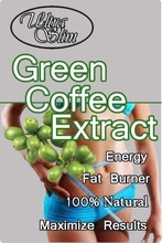 Hotsale 100% Pure Nature Green Coffee Bean Extract 500mg x 90Caps for weight loss