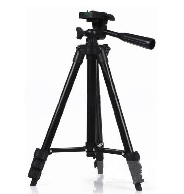 Professional tripod Pro Photo/Video Tripod With Case for Canon EOS Rebel T3 T3i T4i Nikon Sony NEW(China (Mainland))