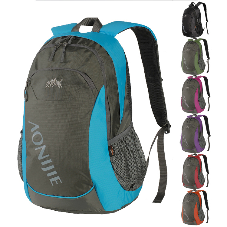 30L Lightweight Waterproof Women Men Casual Backpack Travel School Shopping Outdoor Excursion Mountaineering Bag