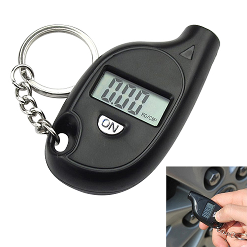 Гаджет  2015 Hot Portable 3-150 PSI Mini Digital LCD Motorcycle Auto Car Tire Air Pressure Gauge Tester None Инструменты