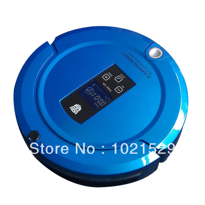 Intelligent Robot Vacuum Cleaner Home Automatic A325 Robot Vacuum Home Cleaning Machine(China (Mainland))