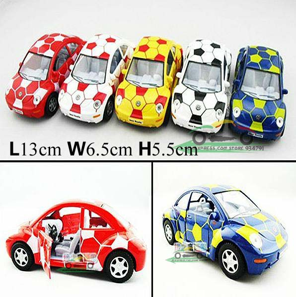 1:32 Volkswagen Beetle NEWBeetle Classic Cars Kids Toys Car Classic Vintage Alloy Car Model Sedan coupe Wholesale Free Shipping(China (Mainland))