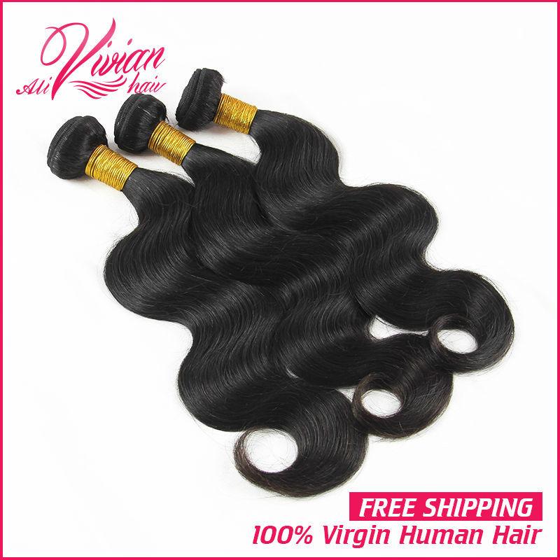 Eurasian Virgin Hair Body Wave Virgin Eurasian Hair 3 Bundles Eurasian Body Wave European Virgin Human Hair(China (Mainland))