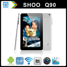 PINK 9 inch Android 4.2 Tablet PC A23 Dual Core Cortex A9 1.6GHz WVGA Screen 512MB RAM 8GB ROM Dual Cameras WIFI