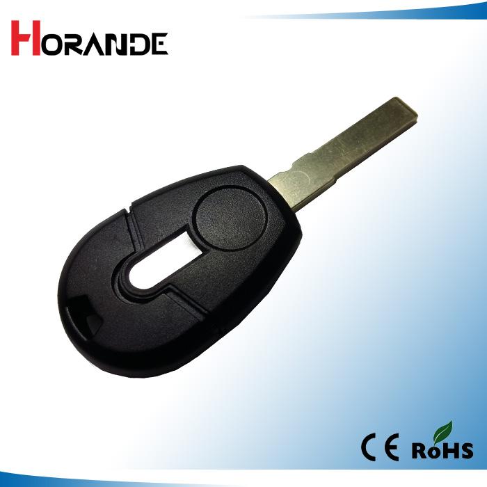 New style transponder key blank for Fiat car key cover key shell Brava Panda Punto key blank(China (Mainland))