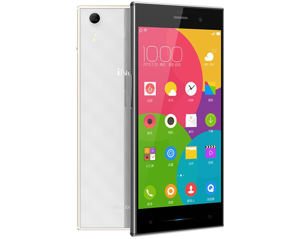 "Original iNew L3 4G LTE Smartphone 5.0"" Android 5.0 2GB+16GB Mible Phone MTK6735 Quad Core 13.0MP CAM Mobile Cell Phone"