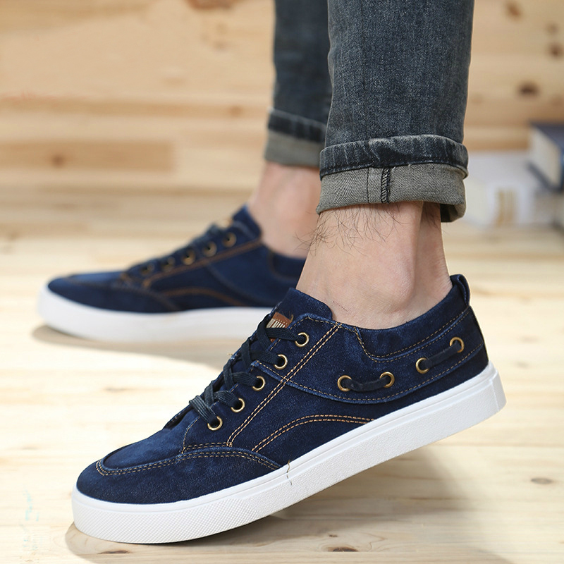 2016 new fashion s canvas shoes lace up