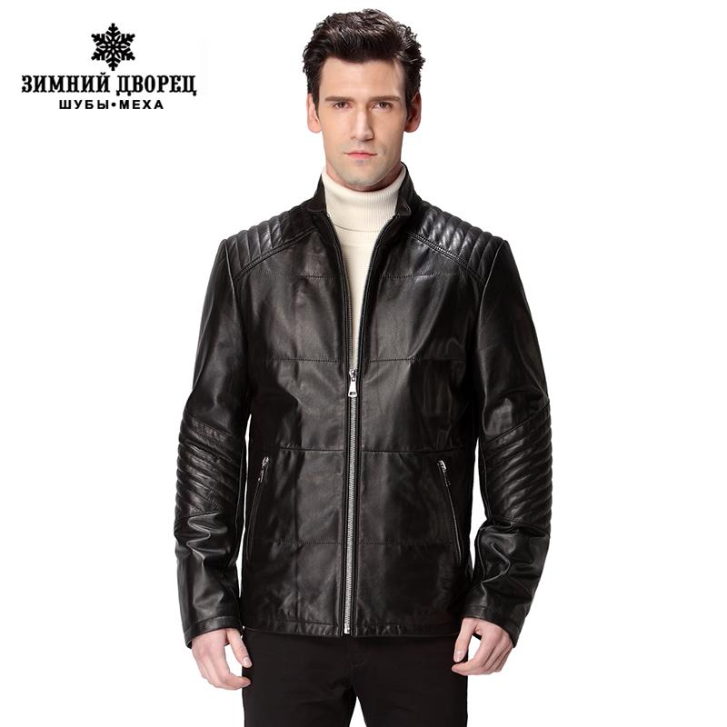 Hot spring leather jacket,Genuine Leather,Sheepskin ...