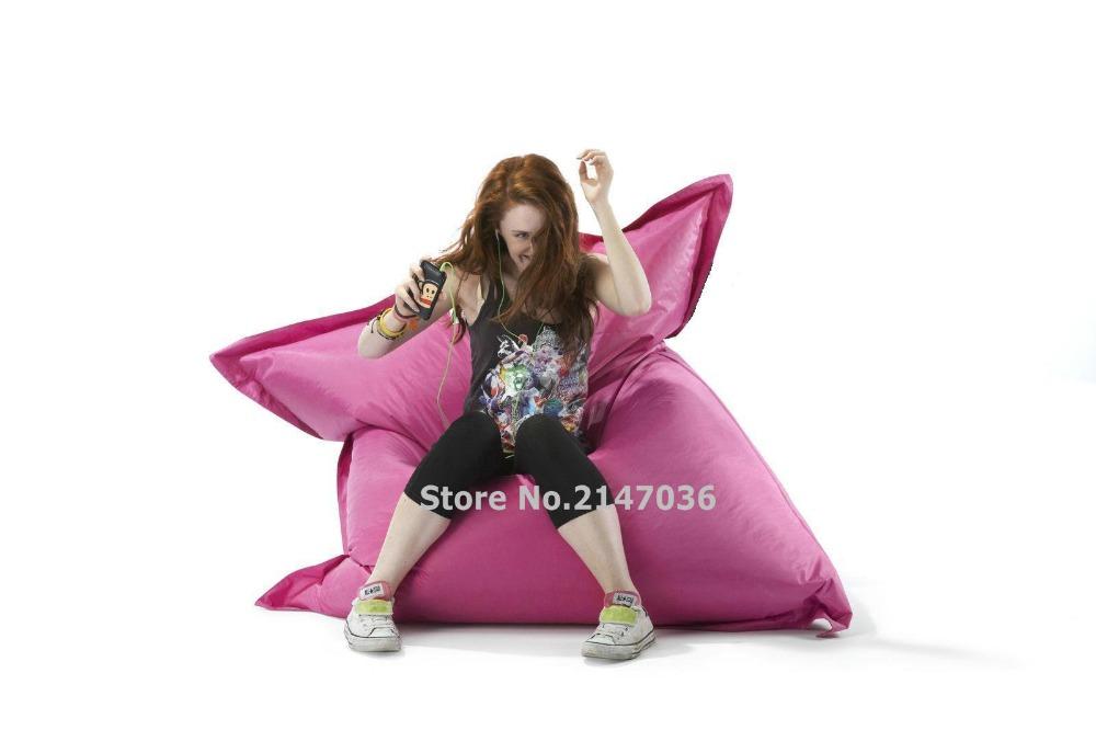 online kaufen gro handel rosa sitzsack aus china rosa. Black Bedroom Furniture Sets. Home Design Ideas