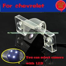 wired wireless Car Rear View Reverse Camera with LEDS for sony ccd CHEVROLET EPICA/LOVA/AVEO/CAPTIVA/CRUZE/LACETTI/HRV/Spark(China (Mainland))