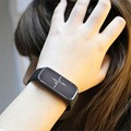 New Arrival L18 IP54 Bluetooth Smart Bracelet Wristbands Blood Pressure Heart Rate Fatigue OD S