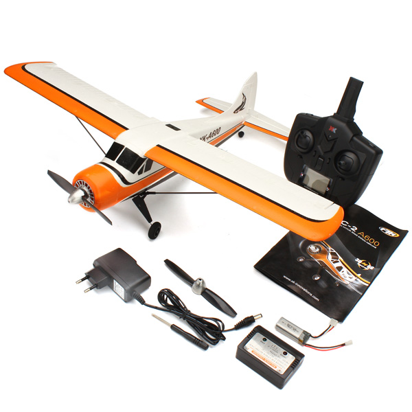 New XK A600 5CH 3D6G System Brushless RC Airplane Plane model 1-2 Compatible Futaba RTF Model 2(China (Mainland))