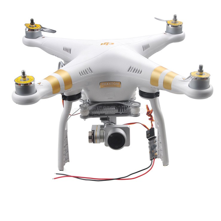 HML350PRO Retractable Landing Gear Set for DJI Phantom 3 professinal / Advanced / 4K