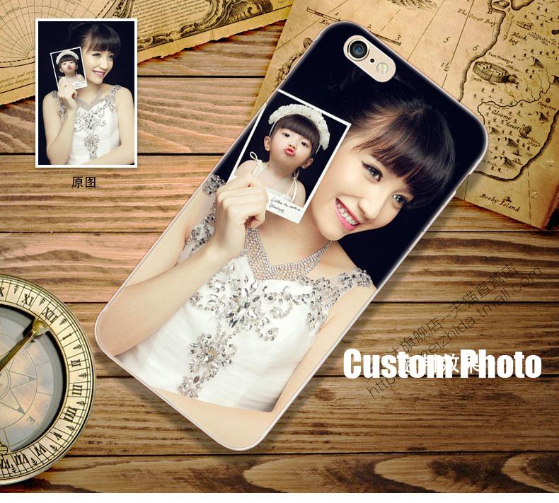 Custom LOGO Design DIY Personalised Photo Case TPU Back Cover For Lenovo A536 Free Shipping(China (Mainland))